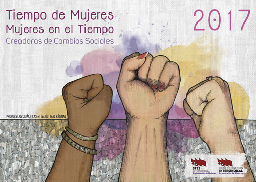 Calendario Tiempo de Mujeres 2017