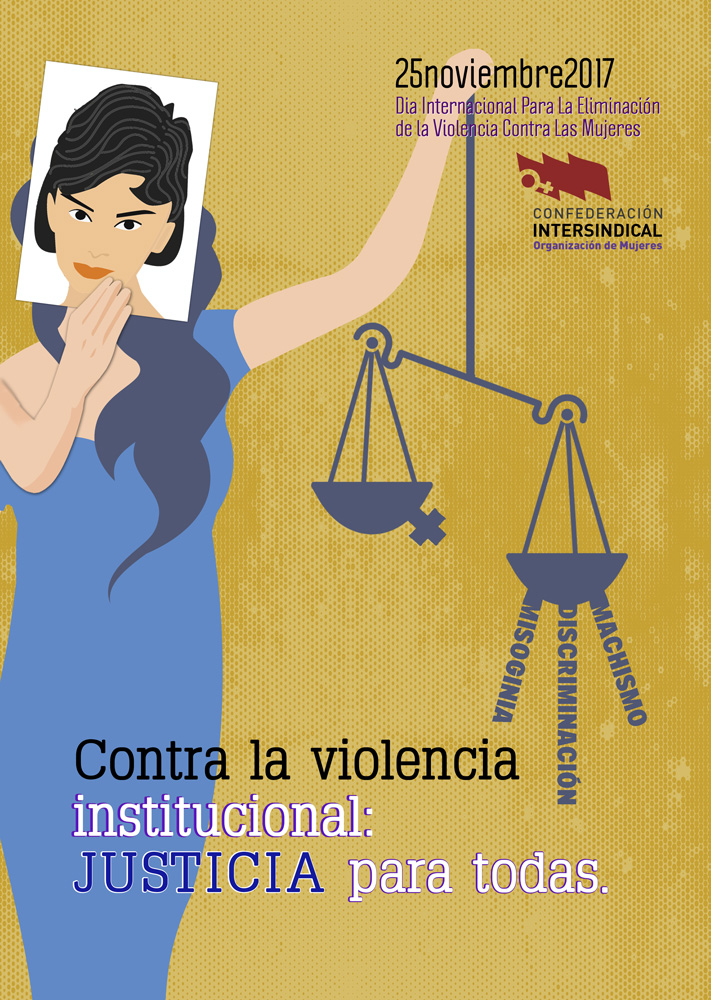 25N: Día Internacional para la Eliminación de la Violencia Contra las Mujeres